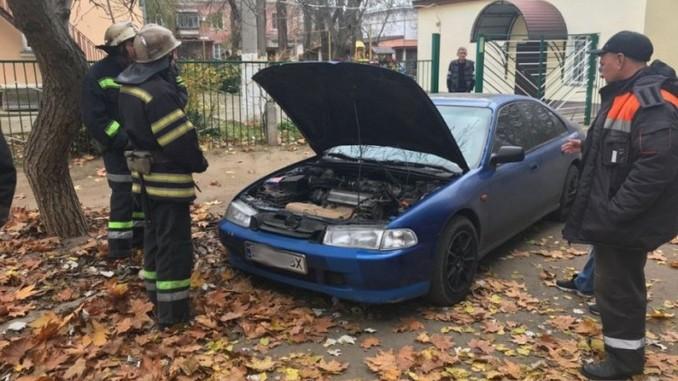 Утечка газа, проспект Мира, Николаев