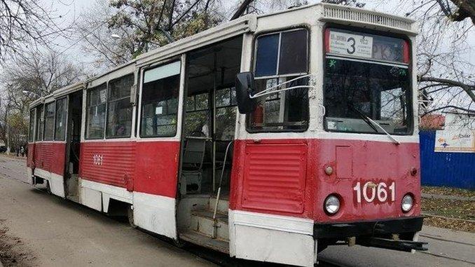 Трамвай в Николаеве, ДТП