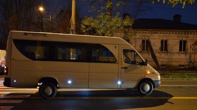ДТП в Николаеве, маршрутка сбила велосипедиста