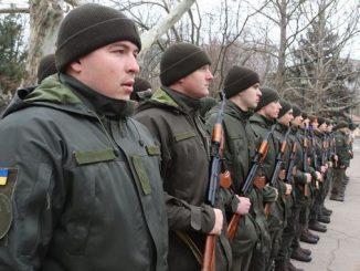 Национальная гвардия Украины, Николаев