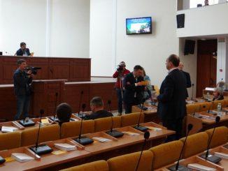 Облсовет, Николаев, сессия,