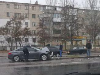 Николаев, ДТП, полиция, проспект Корабелов, Корабельный район