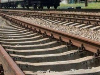 Николаев, железная дорога, поезд, ДТП