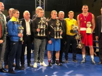 Украина, Бокс, Сербия, турнир