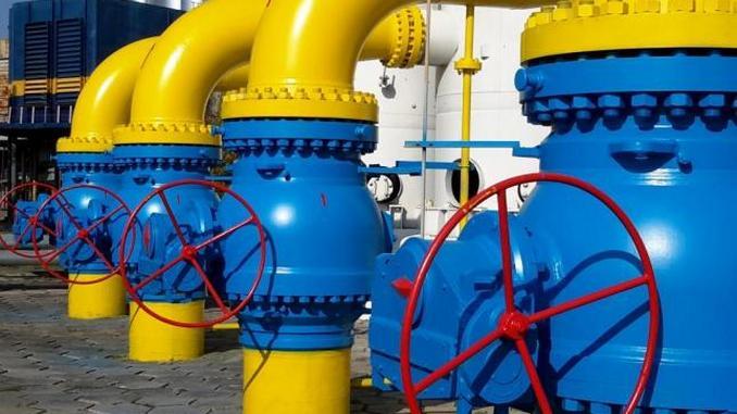 Украина, газ, Укртрансгаз, отопительный сезон