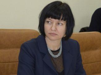 Николаев, управление здравоохранения, Ирина Шамрай