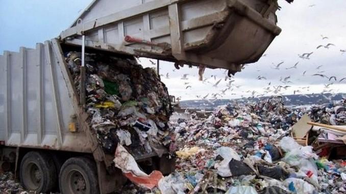 Николаев, мусор, свалка, ТБО