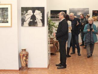Выставка в ЧНУ