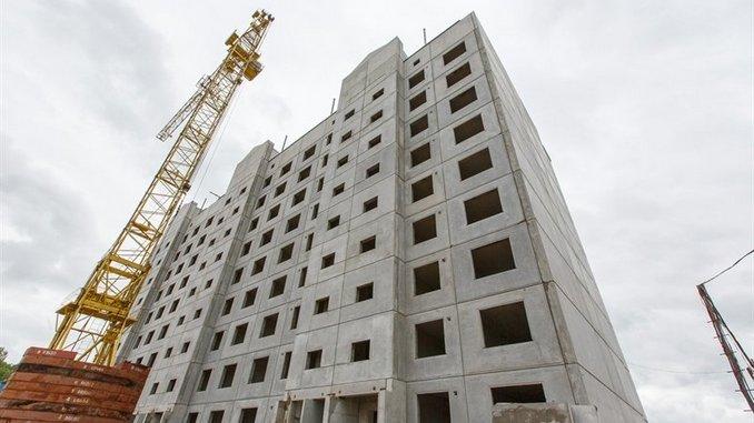 Николаев, жилье, строительство