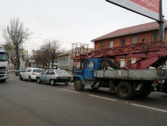 Николаев, ДТП, Пограничная, полиция