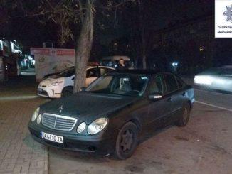 Николаев, полиция, ДТП, свидетели, розыск
