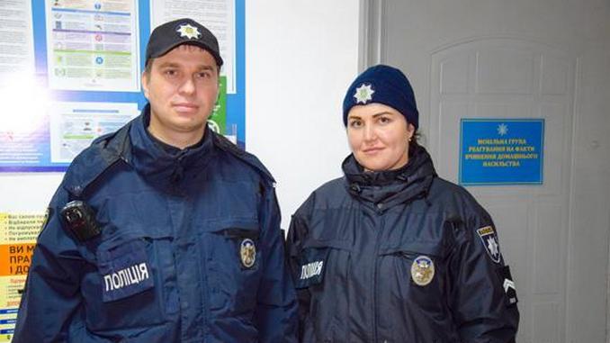 Николаев, полиция, домашнее насилие