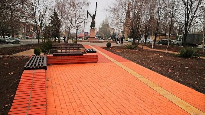 Николаев, Садовая, бульвар