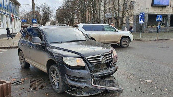 Николаев, полиция, ДТП