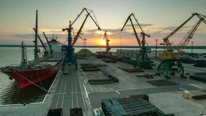 Николаев, Ольвия, порт, Катар, Украина
