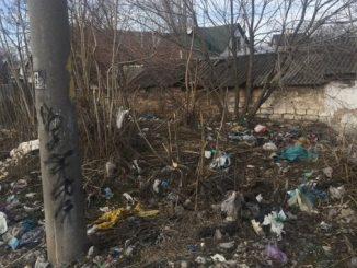 Николаев, мусор, свалки