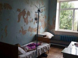 Николаев, больница, палаты, ремонт, Шамрай