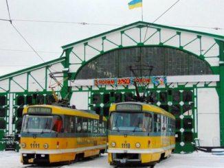 Николаев, Новый Год, трамвай, троллейбус, Николаевэлектротранс, расписание