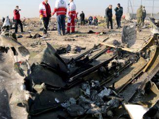 Украина направила Ирану ноту относительно сбитого самолета МАУ после разговора президентов