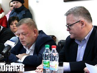 Пресс-конференция директоров ТЭЦ и Облтеплоэнерго