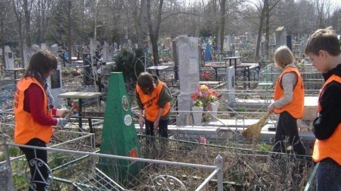 Николаев, кладбища, новости