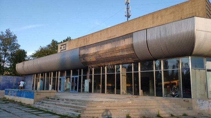 Николаев, Искра, Заря, спорткомплекс, кинотеатр