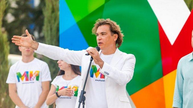 Николаев, Агентство развития, Виталий Воронов