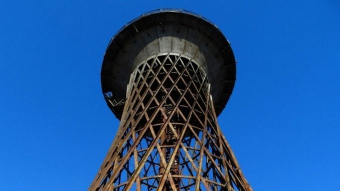 Николаев, Водоканал, башня Шухова