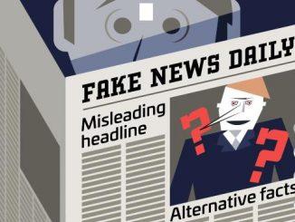 Ежедневные фейковые новости