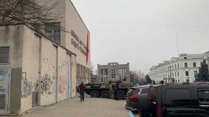 Херсон, Украина, прокуратура, полиция, убийство, Гандзюк, СБУ
