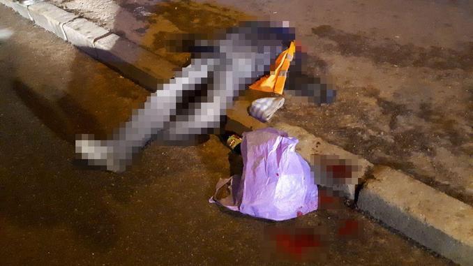 Николаев, полиция, убийство, Ингульский район