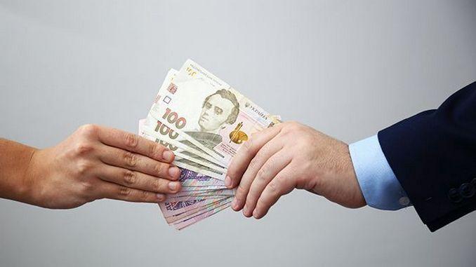 Украина, коррупция, индекс
