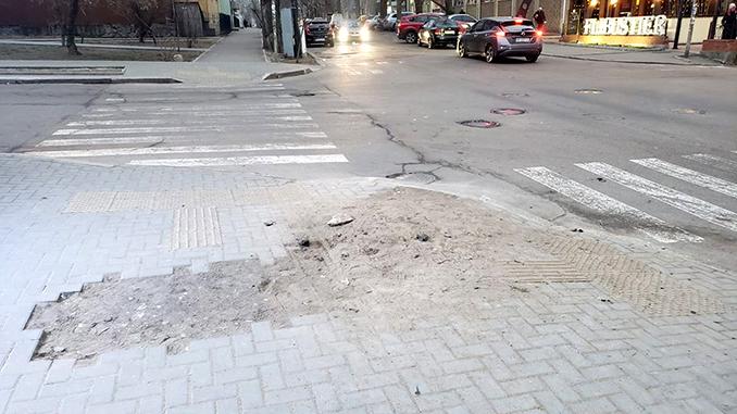 Тротуарная плитка в Николаеве