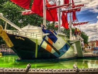 Николаев, Сказка, ремонт, Корабль, бюджет