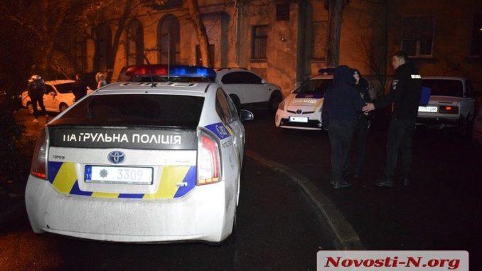 Патрульная полиция Николаев