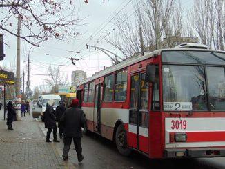 Николаев, электротранс, танспорт, трамвай, троллейбус