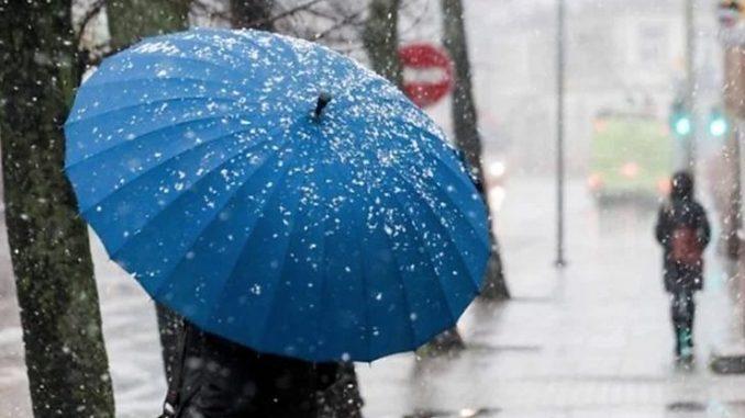Украина, зима, циклон, Петра, снег, погода, дождь, ветер