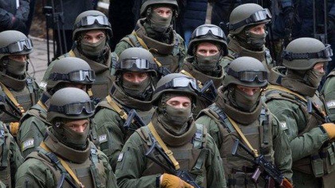 Украина, ЧВК, Верховна Рада, парламент, закон, война, оружие