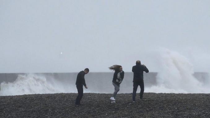 Европа, погода, Киара, шторм, ураган, жертвы
