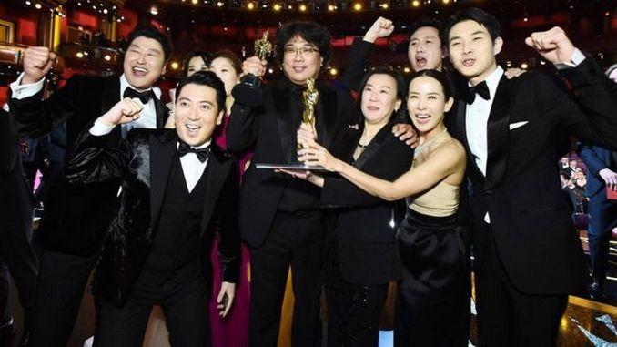 Оскар, кино, премия, Южная Корея, Паразиты,