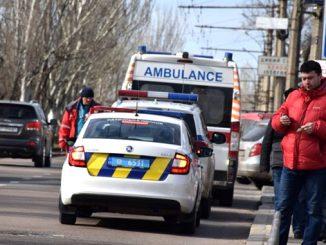 Спецсигнал, патрульная полиция, скорая помощь