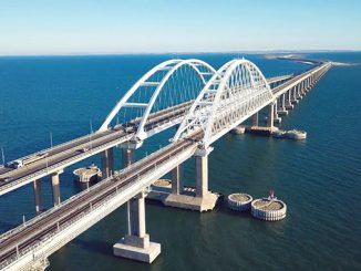 Керченский мост, Керчь, Крымский мост