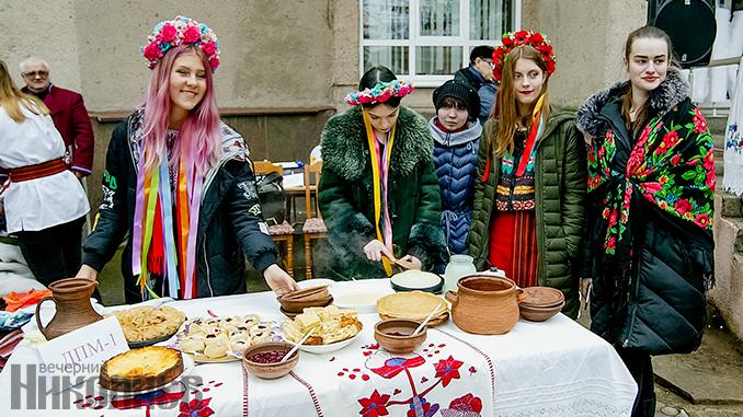 Масленница в Николаеве