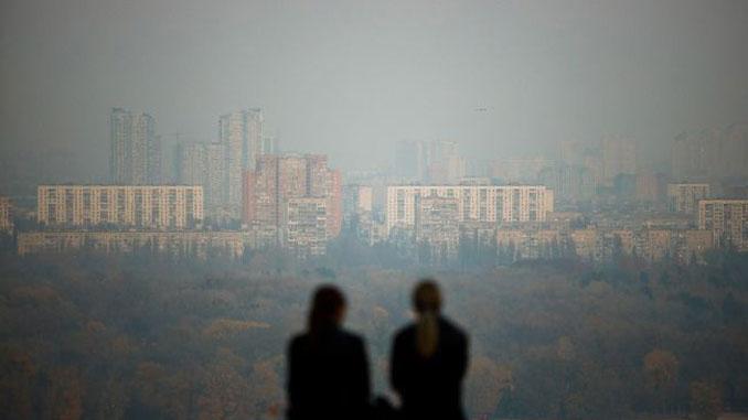 Украина, Кабмин, загрязнение, закон, экология, Гончарук