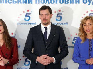 Украина, Гончарук, е-Малятко, роддом, услуги, сервисы