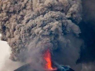 Украина, Индонезия, Мерапи, Ява, вулкан, извержение