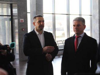 Александр Стадник и Александр Трайтли