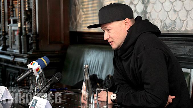 Андрей Хлывнюк, Бумбокс