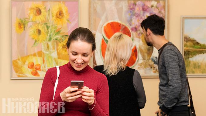 Арт-студия Меркулова, выставка