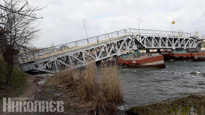 Николаев, новости, мост в Николаеве, ЖКХ, Коренев, ремонт